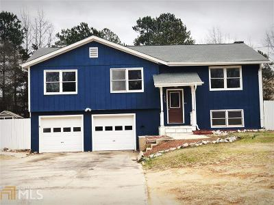 Douglasville Single Family Home For Sale: 1885 Blanche Dr