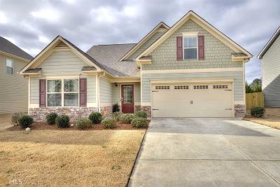 Cartersville Single Family Home Under Contract: 41 Miles Dr