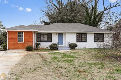 Decatur Single Family Home For Sale: 2100 2nd Ave