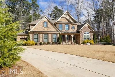 Acworth Single Family Home Under Contract: 5470 Glenside Cv