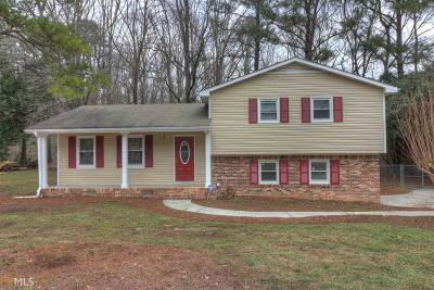 Conyers Single Family Home Under Contract: 877 Ray Dr