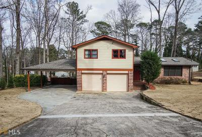Duluth Single Family Home Under Contract: 2588 Irene Cir
