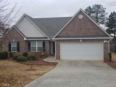 Conyers Single Family Home Under Contract: 1453 Queenie Smith