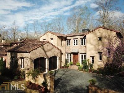 Dahlonega Single Family Home For Sale: 70 Piazza Pomino #3