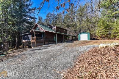 Blue Ridge Single Family Home For Sale: 119 Cops Rd
