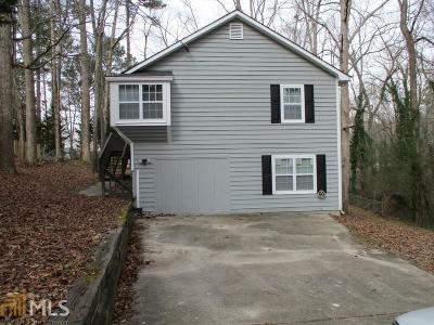 Snellville Rental For Rent: 4425 Marjorie Rd