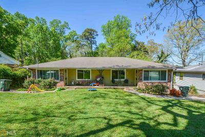 Dekalb County Multi Family Home For Sale: 1980 5th St