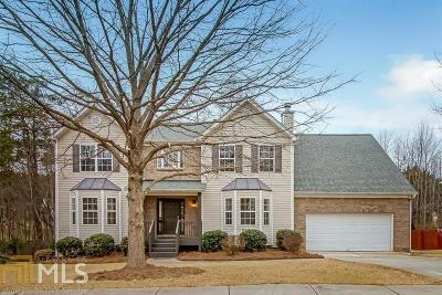 Buford Single Family Home Under Contract: 5552 Skylar Creek Ln