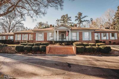 Barnesville Single Family Home Under Contract: 216 Harrell