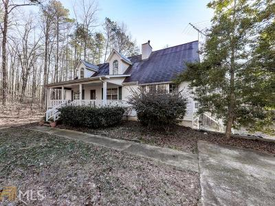 Jasper Single Family Home For Sale: 542 Orchard Rd
