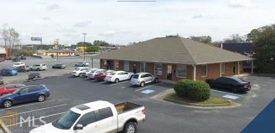 Jonesboro Commercial For Sale: 809 Flint River Rd