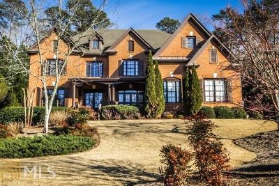 Milton Single Family Home Under Contract: 165 Triple Crown Ct