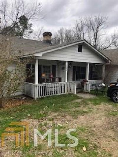 Buckhead, Eatonton, Milledgeville Single Family Home For Sale: 112 Baynes St