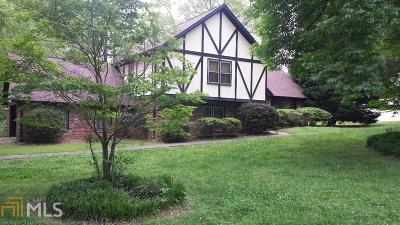 Fayetteville Single Family Home Under Contract: 549 Covered Bridge Trl
