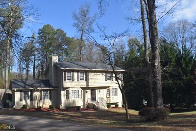 Stone Mountain Single Family Home For Sale: 4920 Fieldgreen Dr