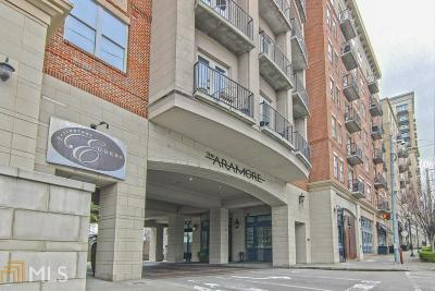 The Aramore Condo/Townhouse Under Contract: 2277 Peachtree Rd #610