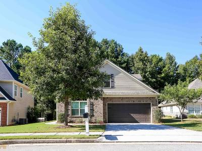 Newnan Single Family Home For Sale: 26 Greenview Dr