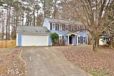 Roswell Single Family Home Under Contract: 770 Cranberry Trl
