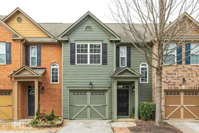 Kennesaw Condo/Townhouse Under Contract: 1354 Dolcetto Trce #7