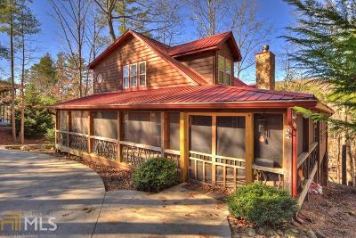 Blairsville Single Family Home For Sale: 363 Arrowood Pt