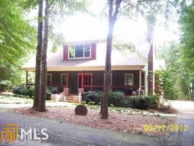Griffin Single Family Home For Sale: 1660 Rehoboth Church Rd