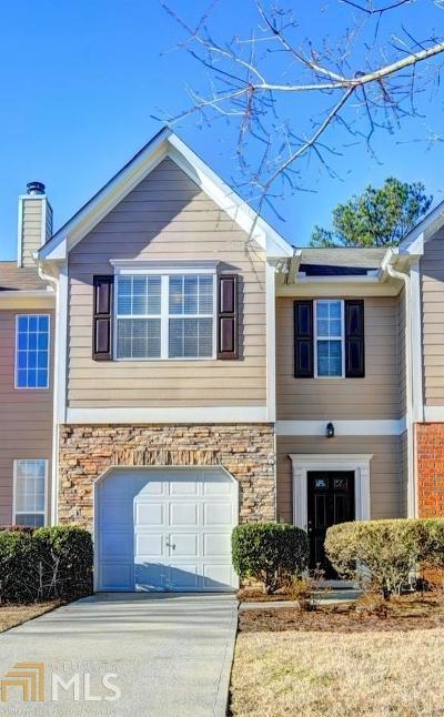 Lawrenceville Condo/Townhouse Under Contract: 135 Haven Oak Way