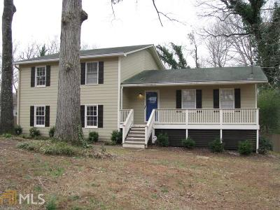 Snellville Single Family Home For Sale: 1865 Britt Dr