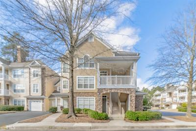 Alpharetta Condo/Townhouse Under Contract: 1038 Whitshire Way