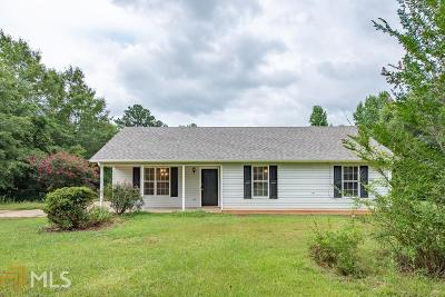 Locust Grove Single Family Home Under Contract: 110 Kuhn Moore Rd