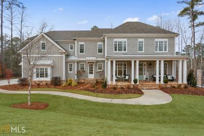 Alpharetta, Milton, Roswell Single Family Home For Sale: 13476 Hipworth Rd