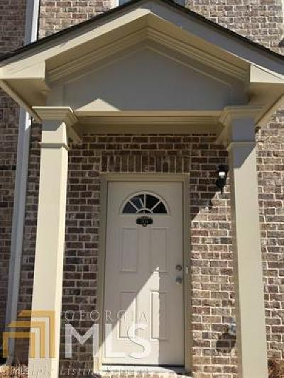 Stockbridge Condo/Townhouse For Sale: 7409 Pine Brook Rd #61