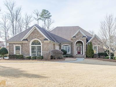 Locust Grove Single Family Home Under Contract: 6009 Golf View Xing