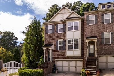 Brookhaven Condo/Townhouse For Sale: 2066 Cobblestone Cir