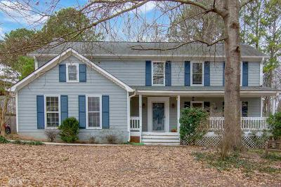 Snellville Single Family Home For Sale: 2925 Summit View Ct