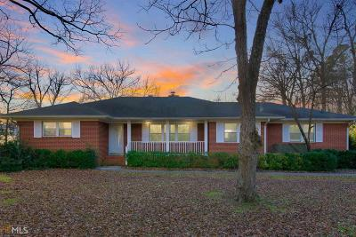 Barnesville Single Family Home Under Contract: 100 Rose