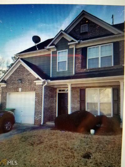 Stone Mountain Condo/Townhouse For Sale: 569 Rockbridge Trl
