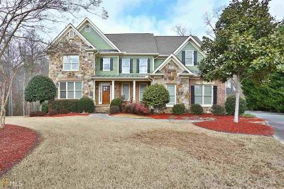 Grayson Single Family Home For Sale: 2604 Chestnut Walk Dr