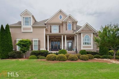 Acworth Single Family Home For Sale: 3412 Aviary Ln