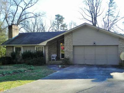 Snellville Single Family Home Under Contract: 4134 Wellington Hills Ct