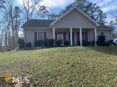 Lagrange Single Family Home Under Contract: 434 Chipley Mountville Rd