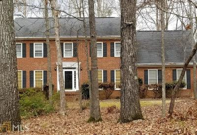 Fayetteville Single Family Home Under Contract: 160 Creekview Trl