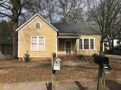 Griffin Multi Family Home For Sale: 725 W Poplar St