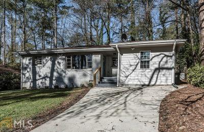 Belvedere Park Single Family Home For Sale: 2824 Santa Barbara Dr