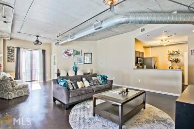 Centennial House Condo/Townhouse Under Contract: 115 W Peachtree Pl #302