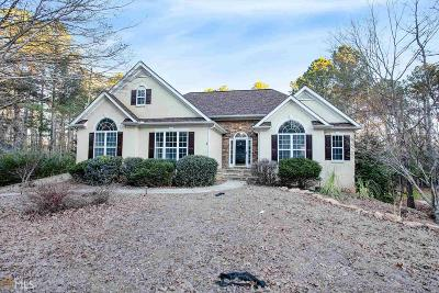 Fayetteville Single Family Home Under Contract: 125 Mine Run