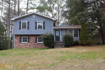 Conyers Single Family Home For Sale: 1248 Mountain Dr