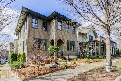 Glenwood Park Single Family Home Under Contract: 489 Hamilton St