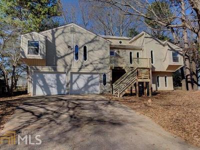 Snellville Single Family Home For Sale: 3807 Trenton Dr