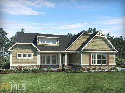 Fayetteville GA Single Family Home Under Contract: $472,125