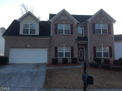 Snellville Single Family Home Under Contract: 4251 Preserve Trl #1